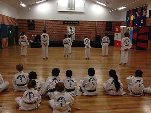 Junior Taekwon-do Classes - ITFA Taekwon-DoITFA Taekwon-Do