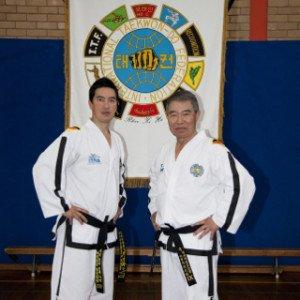 FGMR & Master Rhee Sydney, Australia 2012