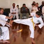 Side Kick Breaking