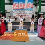 Medal winners!!