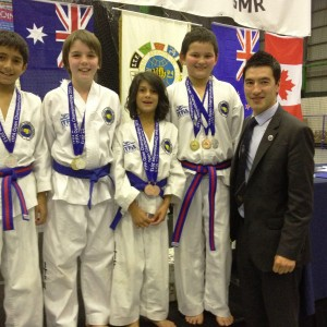 Randwick medals