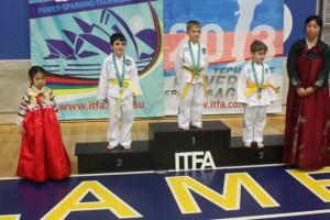 ITFA Medal Presentation