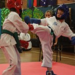 Junior Competition Sparring