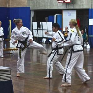 Black Belt Grading