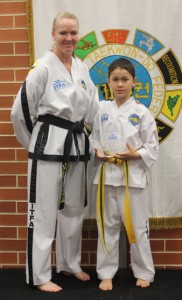 Award MS and WJ