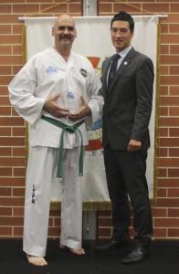 Award SC and AR