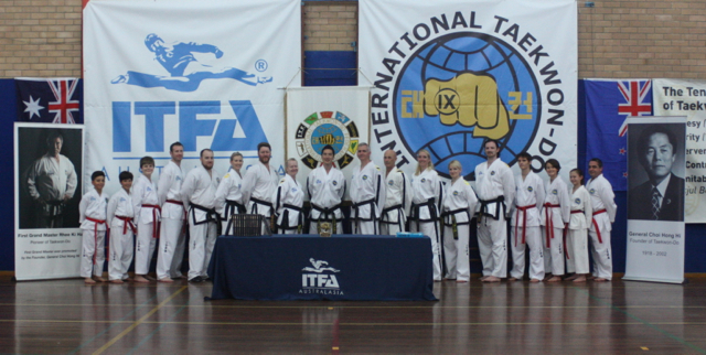 ITFA IIC group April 2015