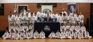 ITFA Term 2 Sydney Grading 2015