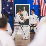 FGMR demonstrates application with Senior Master Andrew Rhee